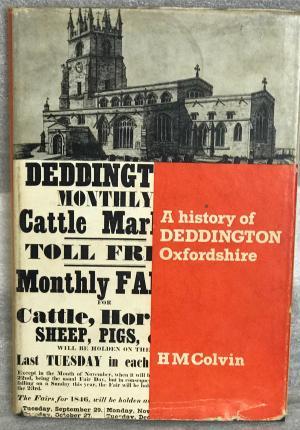 A History of Deddington