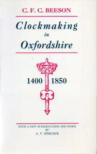 Clockmaking in Oxfordshire (1400-1850)