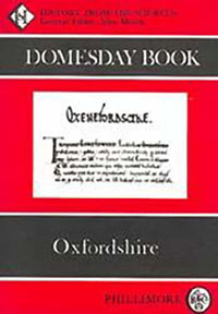 Domesday Book - Oxfordshire