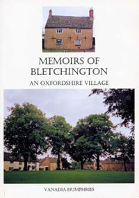 Memoirs of Bletchington