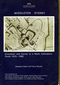 Middleton Stoney, Excavation and Survey in a North Oxfordshire Parish