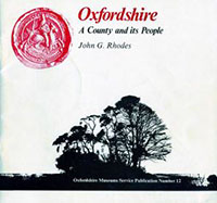 Oxfordshire, A County and its People