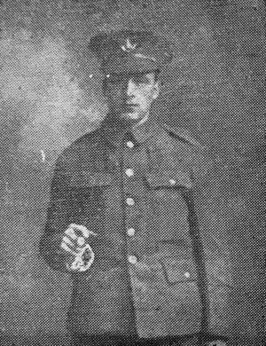 Lance Corporal Bottrell