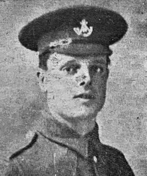 Lance Corporal Payne